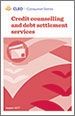Credit counselling and debt settlement services