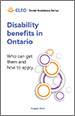 Disability benefits in Ontario: Who can get them and how to apply