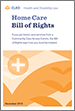 Home Care Bill of Rights