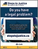 Steps to Justice poster
